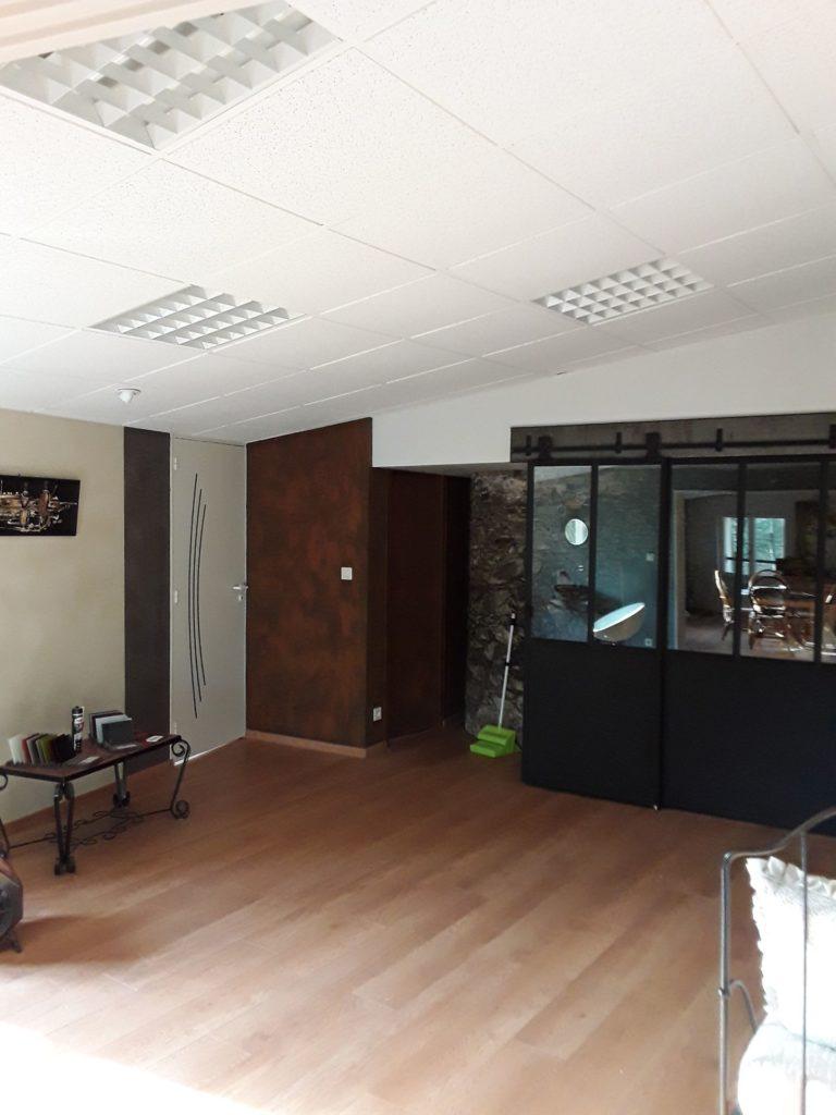 Salle d'exposition de la SARL Dupont Christian à Montrevault